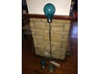 Unique Standing Lamp In Very Good Working Condition