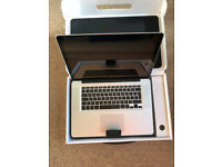 """15.4"""" Macbook Pro, *as new condition*. Late-2011. 2.2ghz i7, 256gb SSD, 16GB RAM, AMD 6750M graphics"""