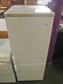 Free standing fridge freezer.