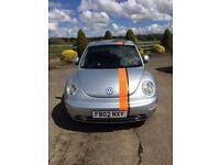 2002 Volkswagen Beetle automatic