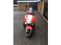 Gilera RUNNER St200/ Low mileage