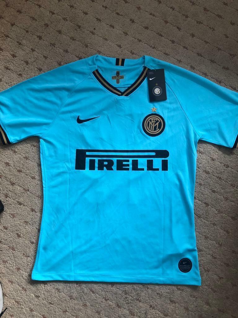 hot sale online 68060 35ae9 Inter Milan away kit 19/20 M   in Romford, London   Gumtree
