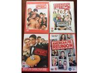 DVD - American Pie - 1, 2, 3 & 4