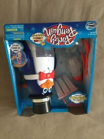 Party penguin slushy toy