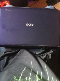 Sell laptop acer aspire windows 7 x64