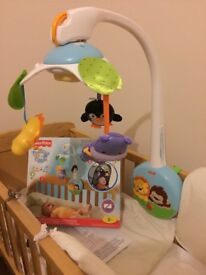 Fisher Price Precious Planet Musical Mobile