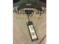 BRAND NEW LADIES CARDIGANS AND JUMPERS PURE CASHMERE AUTOGRAPH (M&S) SIZE 20 WITH LABELS