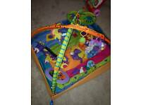 Tiny Love Lights and Music Activity Gym