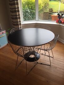 Harvey's Dining Table and 4 Chairs