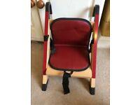 Handysitt portable high chair