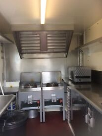 Excellent 10ft Catering Asian Food Van for a quick sale