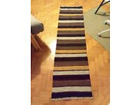 Rug/ runner, flatwoven, IKEA, used, good condition
