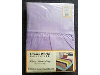 bed sheet fitted Kingsize NEW