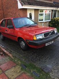 Volvo 340 1.4 petrol 61k miles 1 previous owner