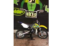 Husqvarna Husky Boy 50 Big wheel 2001. S5 engine. KTM LT PW