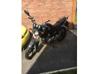 Yamaha YBR 125 [2013] Spares or repair