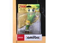 Zelda toon link amiibo