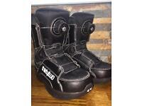 Kids Snowboard Boots - UK Size 3