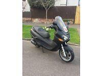 2002 PIAGGIO X9 125cc MOPED £750