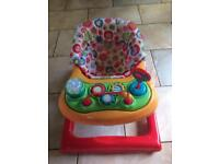COLORFULL BABY WALKER