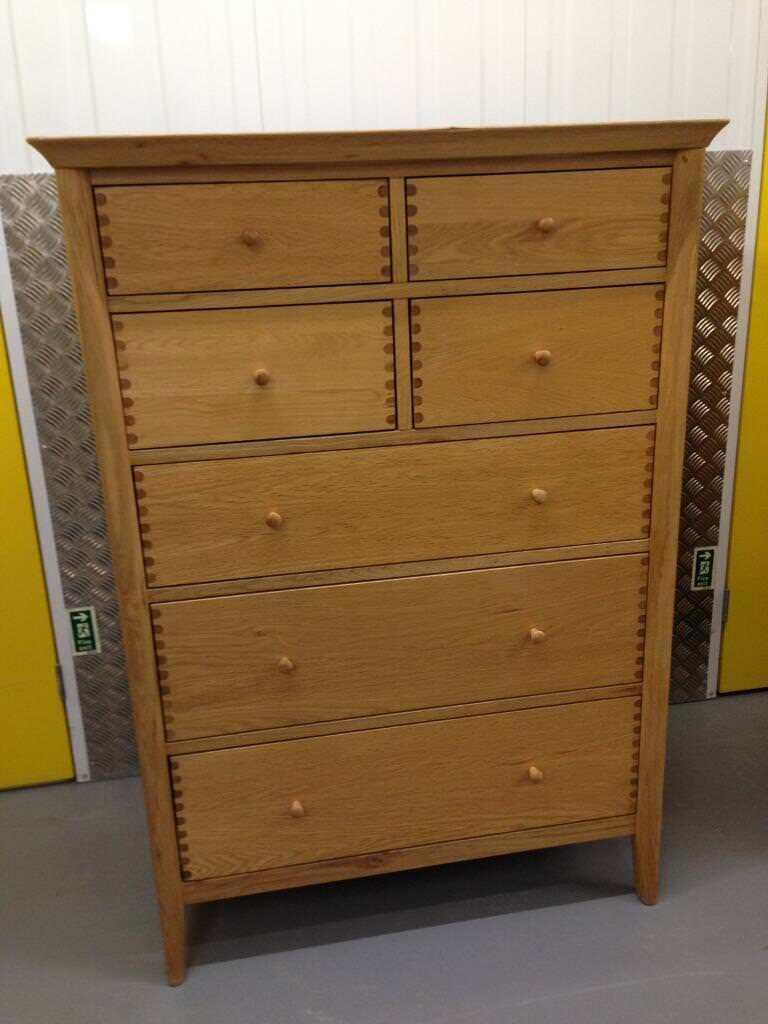 John Lewis Essence Oak Chest Of Drawers Sideboard Ashley Habitat Loaf Oka