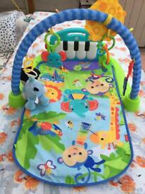 Almost new Baby playing mat