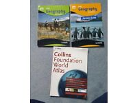 WJEC GCSE Geography revision guides