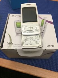 PANTECH MOBILE PHONE UNLOCKED