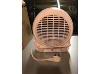 2000 2kw Thermostatic Fan Heater 1 week old