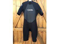 Mens Xcel Shorty 2mm Wetsuit - Size M