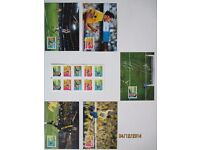 10 stamps and 5 postcards Zlatan exclusive