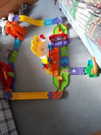 Toot toot cars zoo animals and track also remote control toot toot car