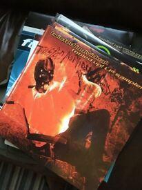 Drum and Bass Vinyl