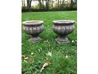 Pair plant pot Garden Ornament