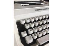 Boots PT500 Typewriter