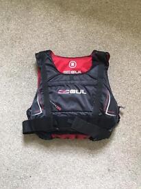 GUL life jacket