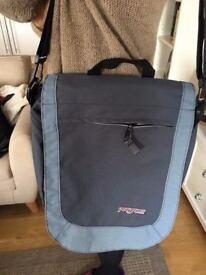 Jansport men's messenger bag