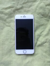 Apple iPhone 6. (With Box|Rose Gold|Vodafone|16GB)(Deliver+Post)