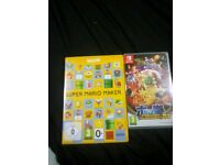 Mario and pokken tournament dx games