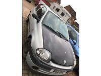 Renaults clio grande 1.2 spares and repairs