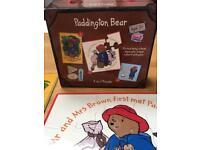7 children's jigsaw sets