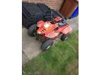 Kids 50cc quad spares semi auto not lt Suzuki pit bike