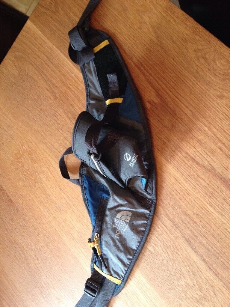 North face runners bumbag