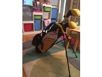 Junior golf clubs age 6-8years old