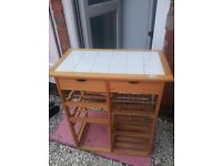 GRT COOND KITCHEN STORAGE WORK TOP