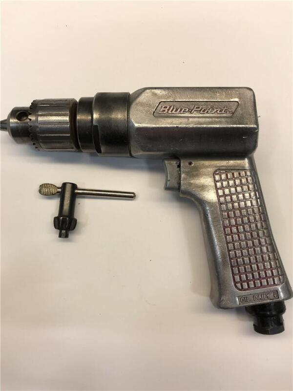 """AT800 BLUE POINT Pneumatic Air Operated Pistol Grip DRILL 3/8"""""""