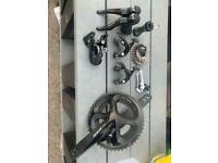 Shimano 105 R7000 Groupset nearly new