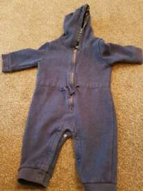 Baby boy all in one outfit 3-6 months.