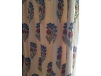 CURTAINS SUPER QUALITY FULL DROP INTERLINED