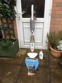 Vax bare floor pro cleaner